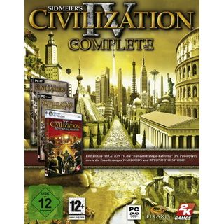 Civilization IV - Complete Edition (PC)