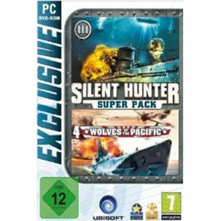 Silent Hunter 3 + 4 Super Pack (PC)