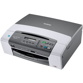 Brother DCP-365CN Multifunktion Tinten Drucker 6000x1200dpi LAN/USB2.0
