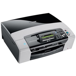 Brother DCP-395CN Multifunktion Tinten Drucker 6000x1200dpi LAN/USB2.0