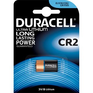 Duracell Ultra CR2 Lithium Batterie 3.0 V 1er Pack