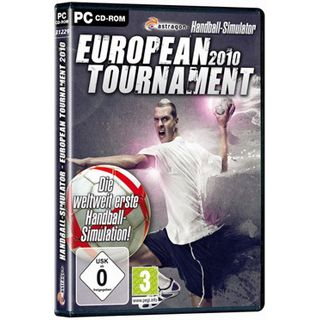 Handball Simulator - European Tournament 2010 (PC)