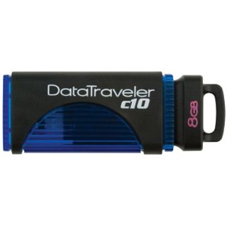 8GB Kingston DataTraveler C10 blau USB 2.0