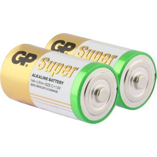 GP Batteries Batterie GP Alkaline C