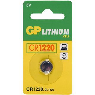 GP Batteries Batterie GP Lithium CR1220