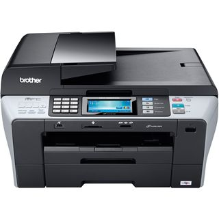 Brother MFC-6890CDW Multifunktion Tinten Drucker 6000x1200dpi WLAN/LAN/USB