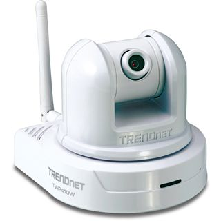 TrendNet TV-IP410W Wireless Network Camera