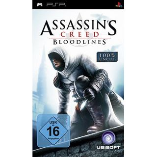 Ubisoft Assassin's Creed - Blood Lines (PSP)