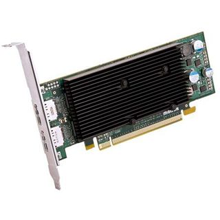 1GB Matrox M9128 LP Passiv PCIe 2.0 x16 (Retail)