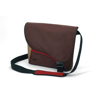 "Dicota Pep Up Notebook-Tasche 15.4"" (39,1cm) braun"