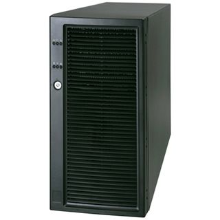 ATX Intel Servergehäuse SC5600LX Server Tower 750 Watt Schwarz