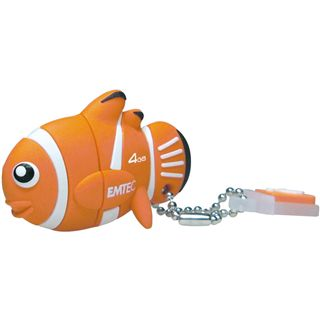 2 GB EMTEC Animals orange USB 2.0