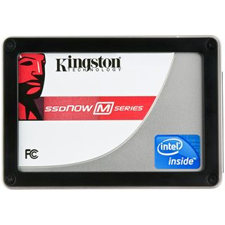 160GB Kingston Intel X25-M SSDNOW M-Serie