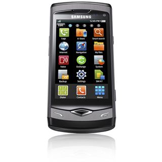 Samsung Wave S8500 metallic black Edition