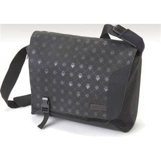 Dicota DEE MESSENGER 14.1IN BLACK