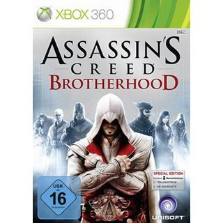Assassin's Creed - Brotherhood D1 Version! (XBox360)