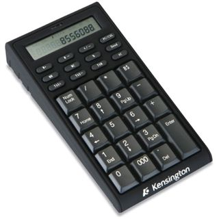 Kensington Wireless Keypad/Calculator and Mouse schwarz