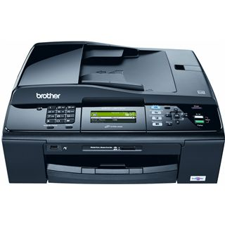 Brother MFC-J615W Multifunktion Tinten Drucker 6000x1200dpi WLAN/LAN/USB2.0