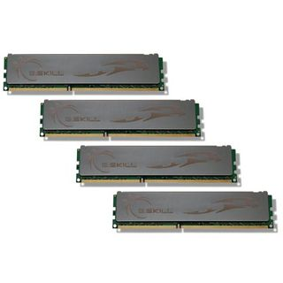 8GB G.Skill ECO DDR3L-1600 DIMM CL9 Quad Kit