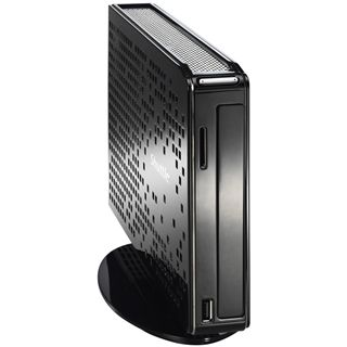 Shuttle Barebone Ultra SFF-XS35 Intel NM10 Atom D510 black