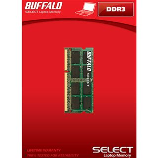 DDR3 4096MB SO-DIMM Buffalo HMT451S6MMR8C-G7N0 DDR3-1066 CL7