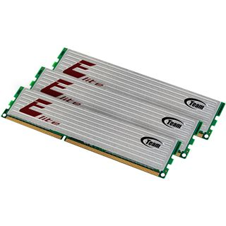 6GB TeamGroup Elite DDR3-1333 DIMM CL9 Tri Kit