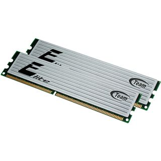 2GB TeamGroup Team Elite DDR2-800 DIMM CL5 Dual Kit