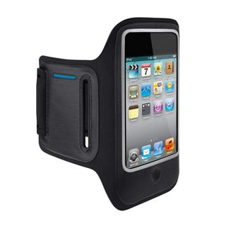 MP3 Belkin Player Zub iPod Touch 4G DualFit Armband sw