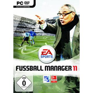 EA Sports Fussball Manager 2011 (PC)