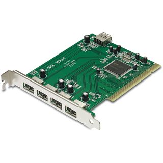 Trendnet TU2-H5PI 5 Port PCI retail