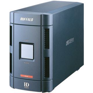 2000GB Buffalo DriveStation Duo