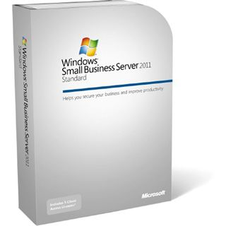Microsoft 5x CALS für Windows Small Business Server 2011 Standard Zugriffslizenz inkl. 5 CALs