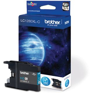Brother Tinte LC1280XLC cyan