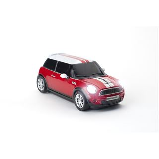Sunny Trade Car-Mouse Mini Cooper S USB rot (kabellos)