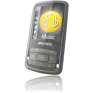 8GB Archos 20B Vision Media Player 5,08cm 2,0 LCD