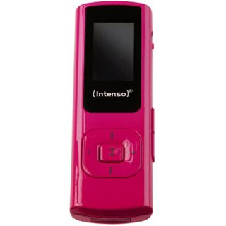 4GB MP3 Intenso Music Twister 4GB pink MP3 Player Plastik