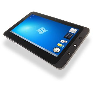 "10,1"" (25,65cm) 2GB Terra Mobile Pad 1050, 10 Mini Touch, Intel Atom N455, 2GB, 32GB SSD, UMTS, Win 7 Pro"