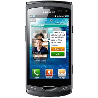 Samsung Wave II 853 ebony gray S8530