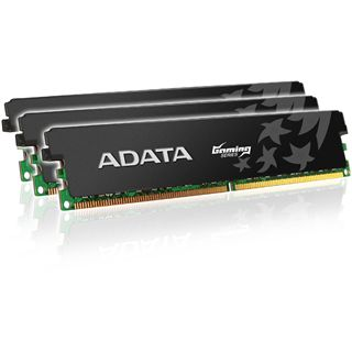 6GB ADATA XPG G Series DDR3-1600 DIMM CL9 Tri Kit
