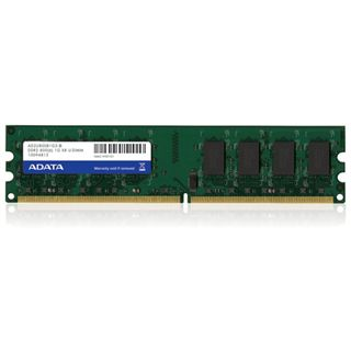 2GB ADATA Premier-Serie DDR2-800 DIMM CL6 Single