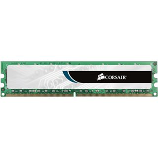 4GB Corsair ValueSelect DDR3-1333 DIMM CL9 Single