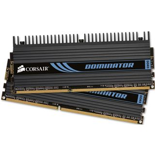 4GB Corsair Dominator DDR3-1600 DIMM CL8 Dual Kit