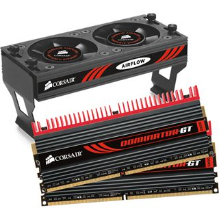4GB Corsair Dominator GT DDR3-1866 DIMM CL9 Dual Kit