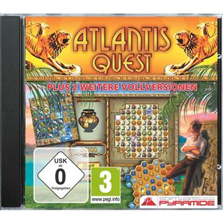 AK Tronic Atlantis Quest 0 (PC)