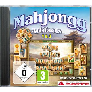 AK Tronic Mahjong Artifacts 1+2 (PC)