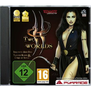 AK Tronic Software & Two Worlds (PC)