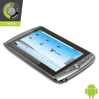 "7.0"" (17,78cm) Point of View Mobii GenII 3G/WiFi 4GB schwarz"