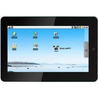 "10,2"" (25,91cm) Point of View MobII Tablet Tegra 3G 512MB"
