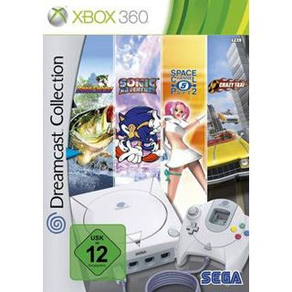 Sega DREAMCAST Collection (XBox360)