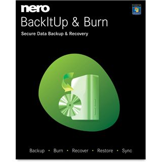 Nero BackItUp & Burn Essentials OEM (inkl. Express)